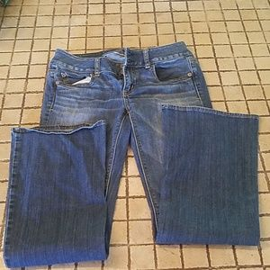 Super stretch short jeans